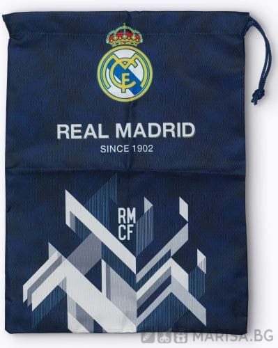 Торба за спорт Astra Real Madrid Color RM-185