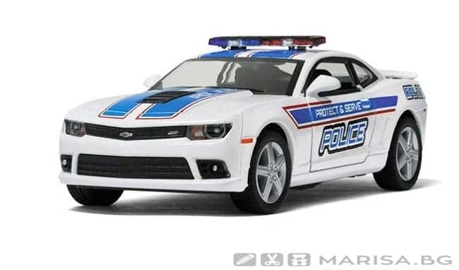 Kinsmart 2014 Chevrolet Camaro (Police/ Fire Fighter)